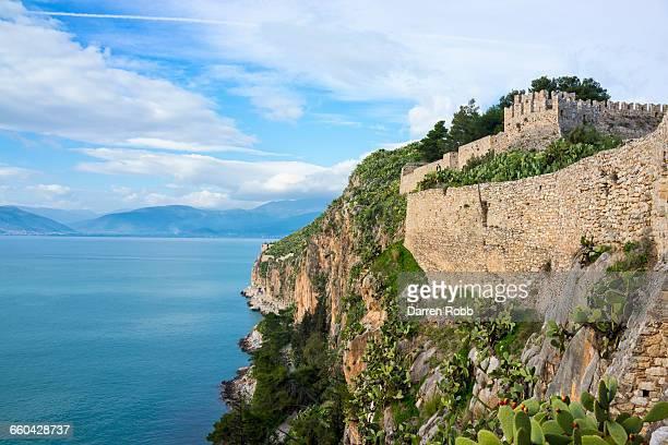 Palamidi Fortress, Nafplio, Peloponnese, Greece