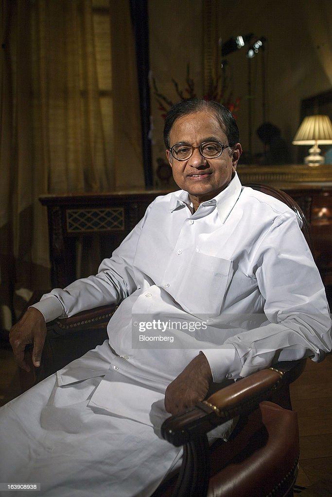 India Finance Minister Palaniappan Chidambaram Interview