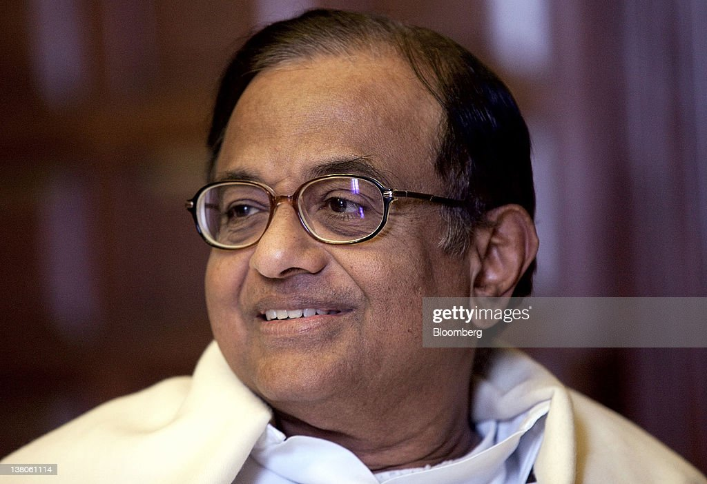 Interview With India's Home Minister Palaniappan Chidambaram