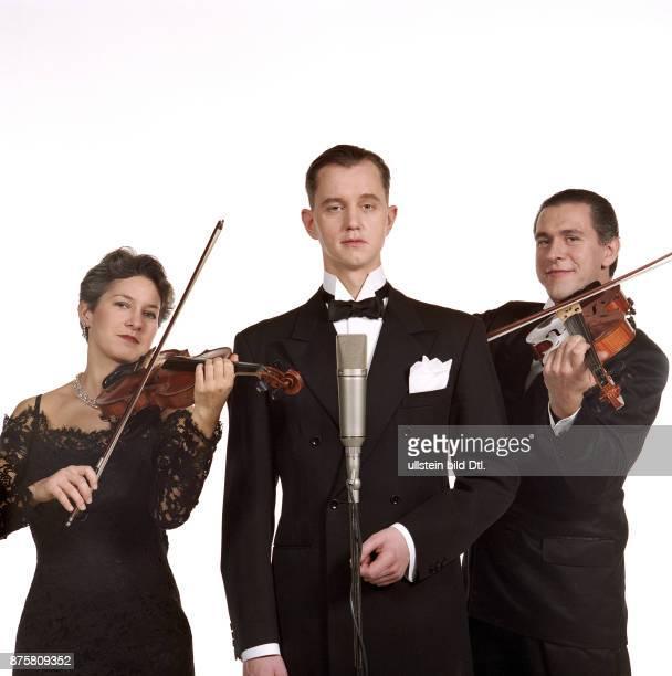Palast Orchester mit Max Raabe Fotosession für PR