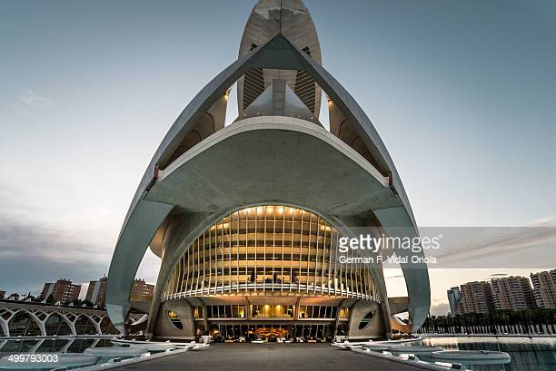 CONTENT] Palau de les Arts Reina Sofia is an opera house and cultural centre in Valencia Spain
