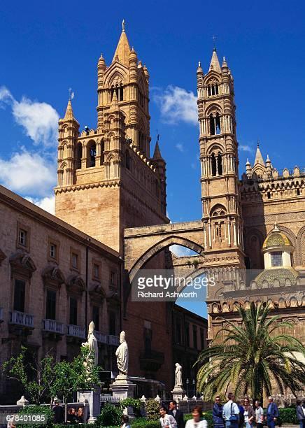 Palazzo Arcivescovile, Palermo, Sicily