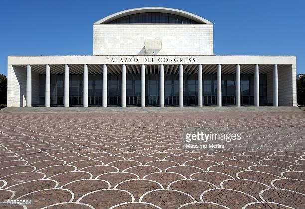 Palazzo dei Congressi in Rome