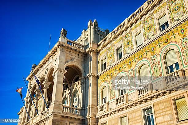 Palazzo del Governo in Trieste, Italy