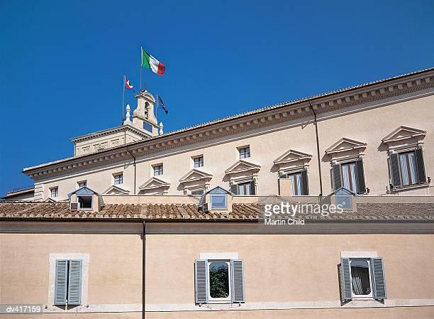 Palazzo Del Quirinale, Rome, Italy