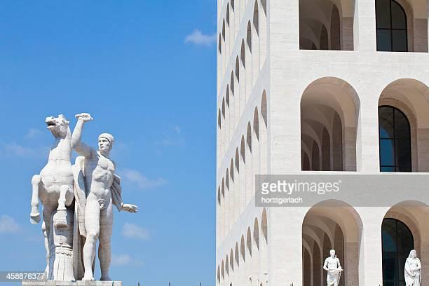 Palazzo della Civiltà Italiana, Rome