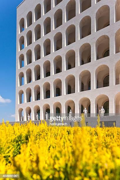 Palazzo della Civiltà Italiana, Rome (EUR)