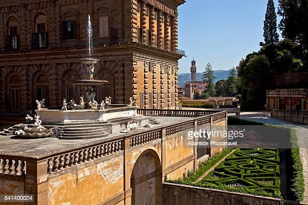 Palazzo Pitti and Boboli Gardens