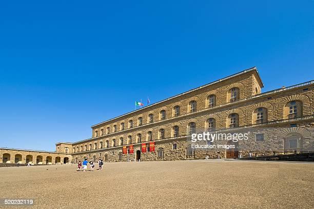 Palazzo Pitti, Florence, Italy.