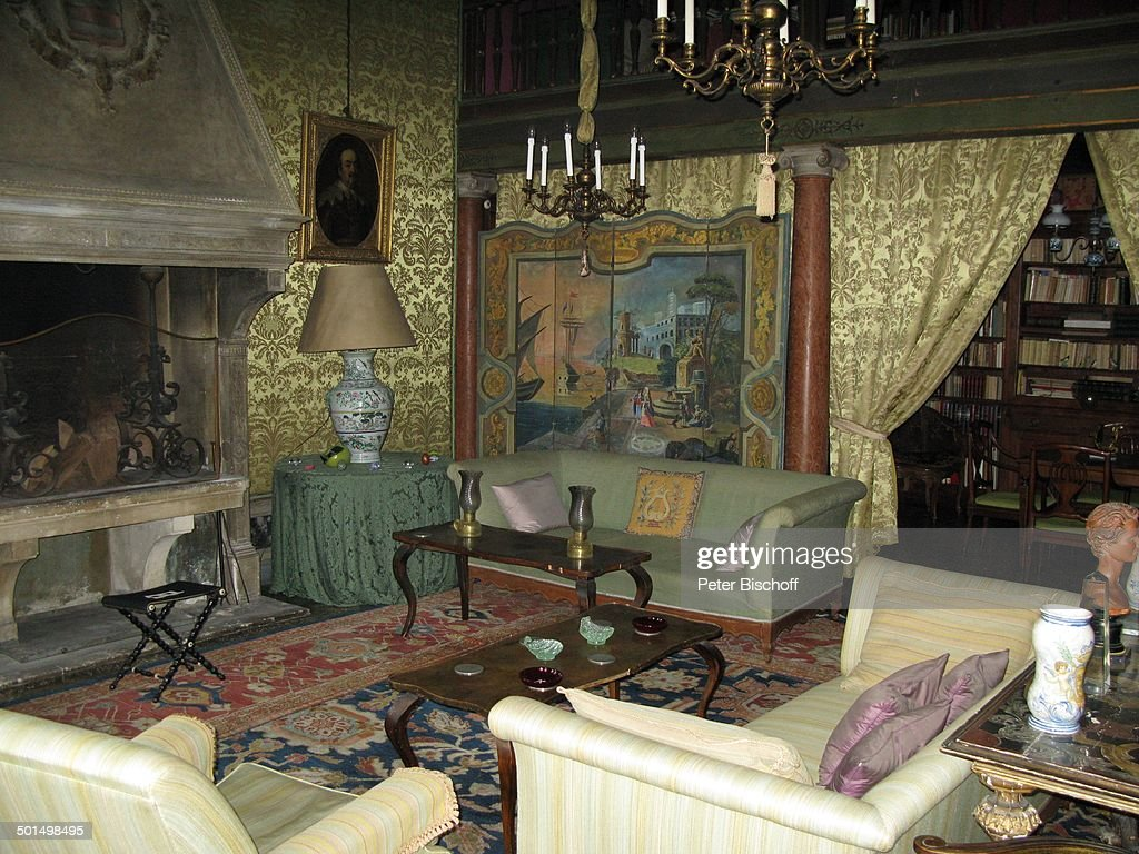 Palazzo Polignac, Venedig, Italien, Europa, Palast, innen ...