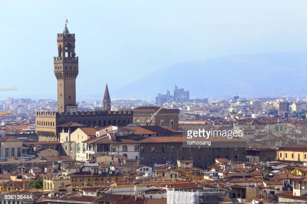 palazzo vecchio - historic district stock pictures, royalty-free photos & images