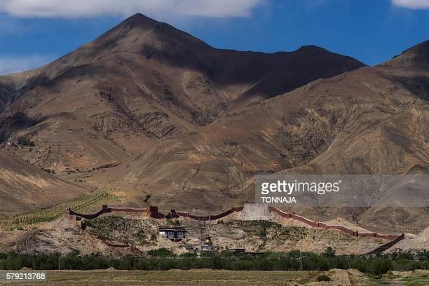Palcho Monastery, Gyangze, Tibet, China
