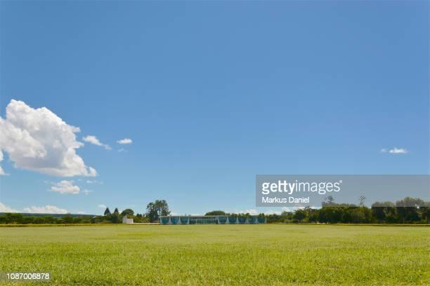 Palácio da Alvorada (Alvorada Palace) in Brasilia