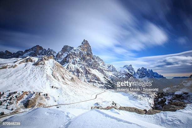 pale san martino dolomites italy - dolomites stock pictures, royalty-free photos & images