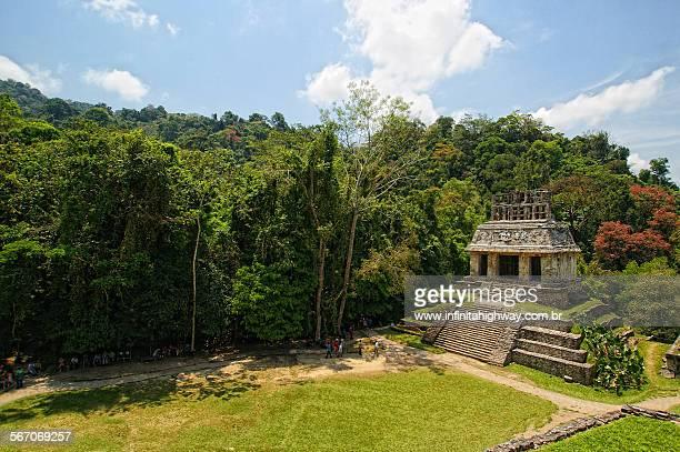 Palenque Chiapas Mexico