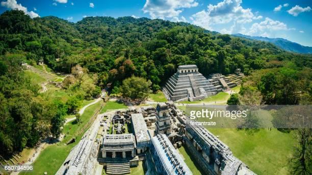 Palenque Chiapas México