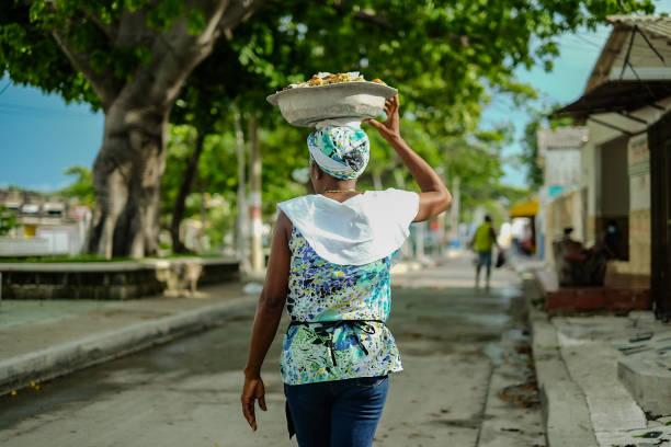 Palenquera tradition in Barranquilla