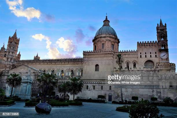 Palermo Cathedral, Sicily , Italy