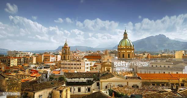 Palermo cityscape