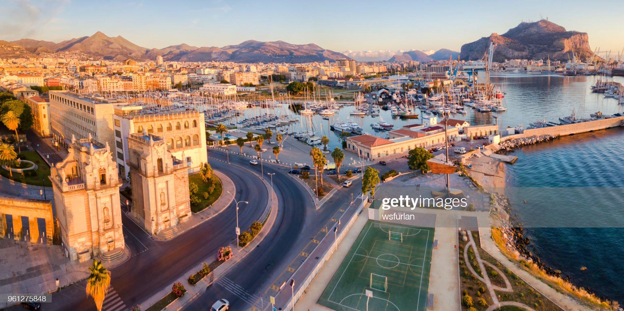 Palermo : Foto stock
