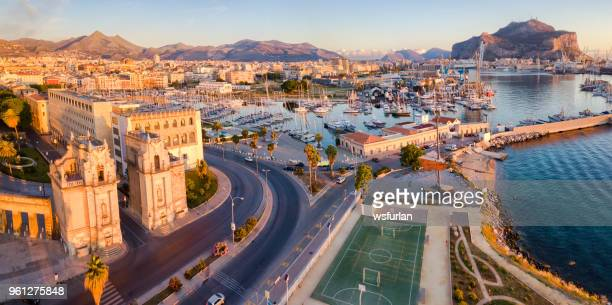 palermo - sicily stock pictures, royalty-free photos & images