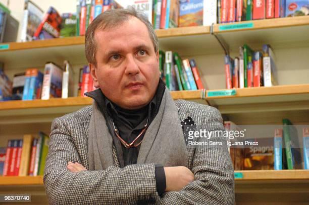 "Palermo's Vice chief of Police Gioacchino Genchi collaborator of magistrate Giovanni Falcone murdered by Mafia, launches his book ""The Genchi Affair""..."