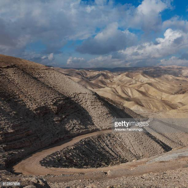 Palestine Jericho The long journey through the desert to reach the prison This is the story of Palestinian prisoners'u2019 wives who have turned to...