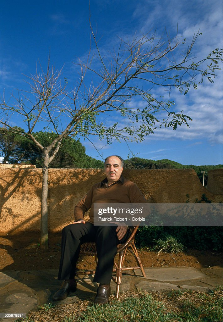 Palestine Liberation Organization leader Abu Iyad enjoys a break during the 19th session of the Palestinian National Council. The PLO proclaimed the state of Palestine, acknowledged resolutions 181, 242, and 338, and condemned terrorism during the meeting.