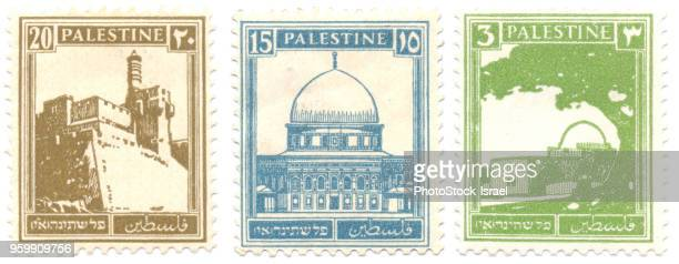 Palestine stamps