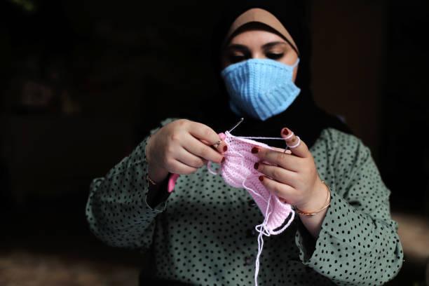 GZA: Palestinian artist in Gaza City