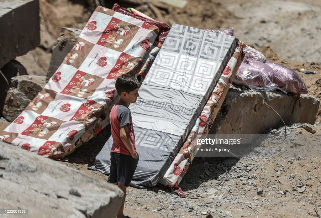 Gaza receives aid packages from TIKA : News Photo