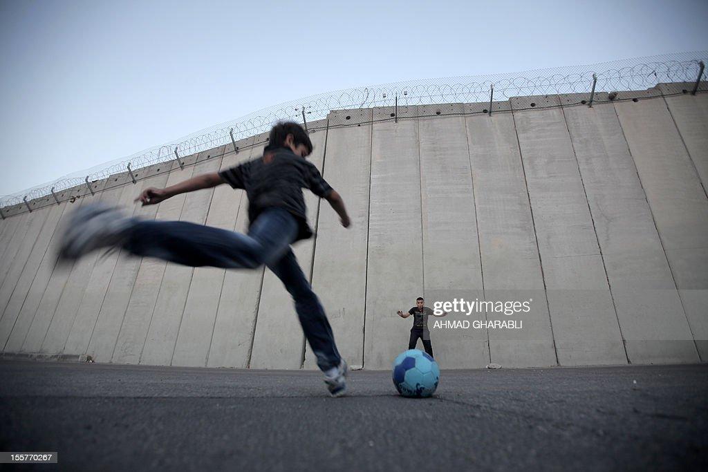 PALESTINIAN-ISRAEL-JERUSALEM : Fotografía de noticias