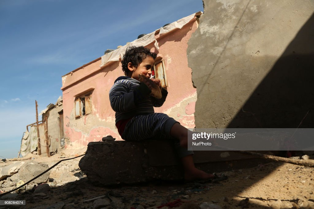 Daily life in Al-Shati refugee camp