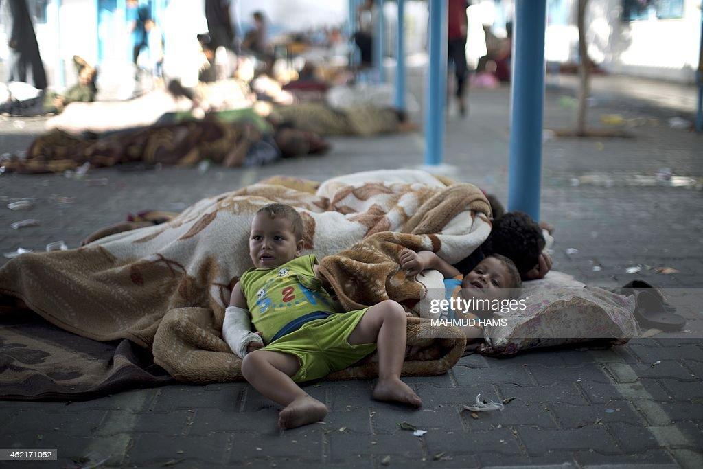 PALESTINIAN-ISRAEL-CONFLICT-ATTACK : Photo d'actualité