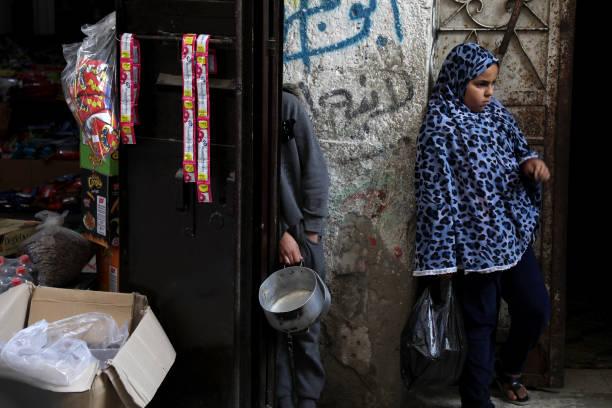 GZA: Ramadan In Gaza City