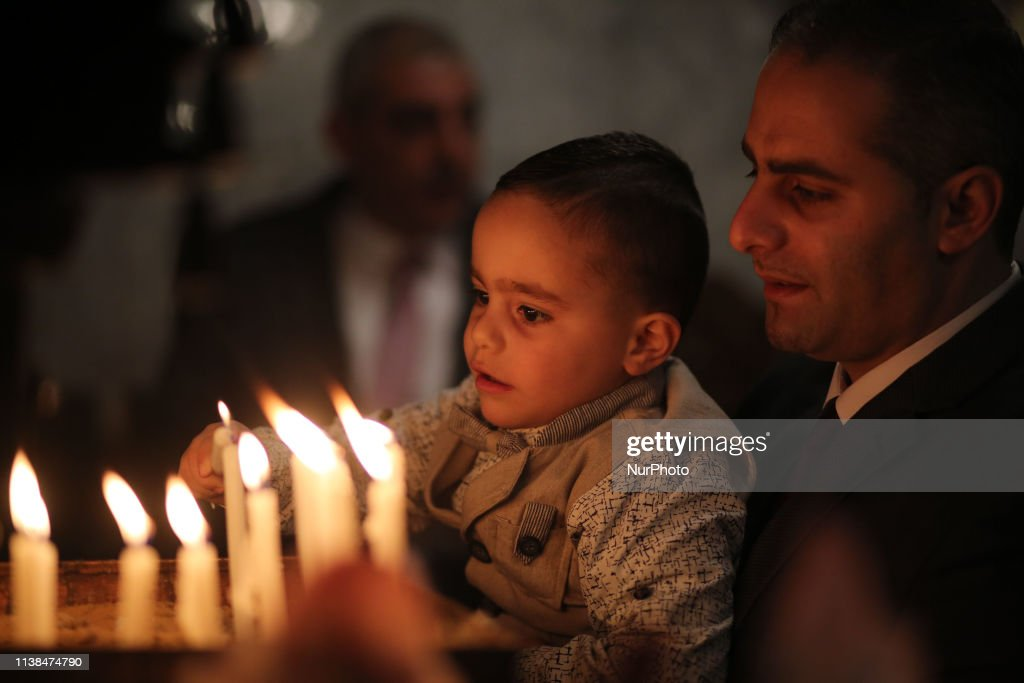 GZA: Easter Celebrations In Gaza