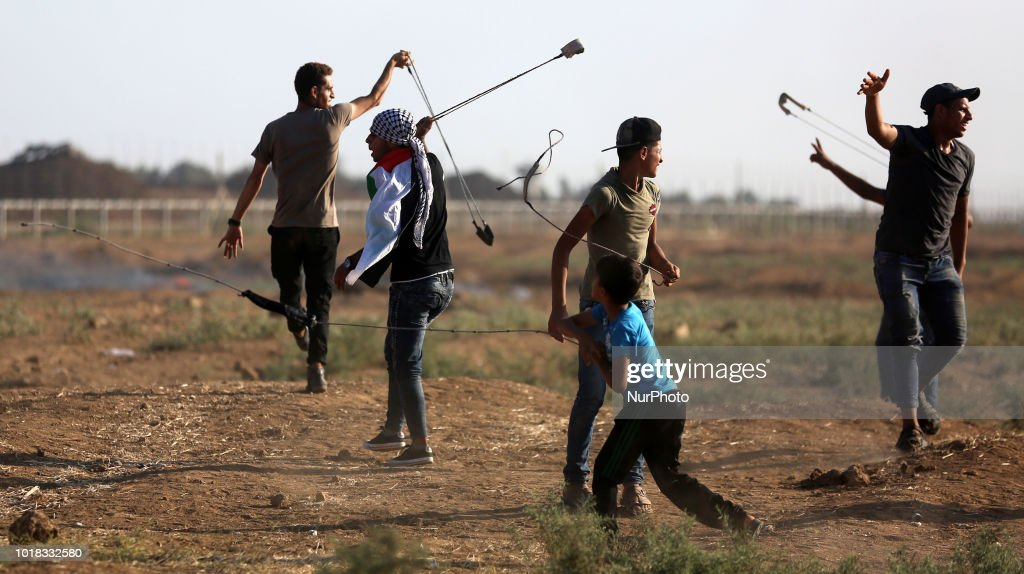 Clashes Continue In Gaza
