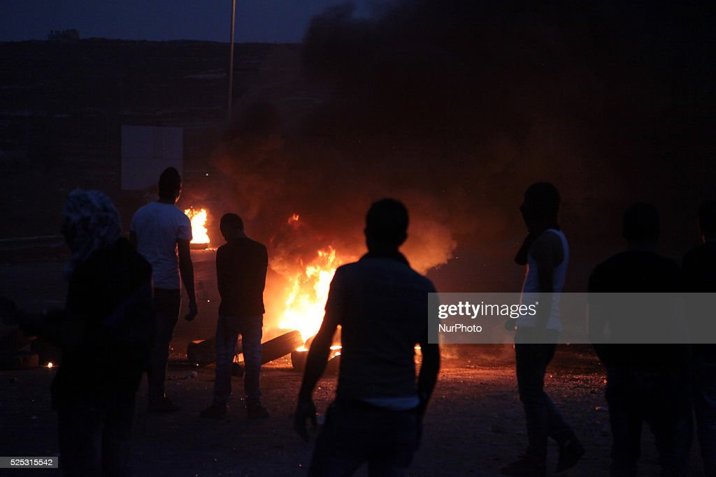 mideast clashes in al bireh near beit el pictures getty images