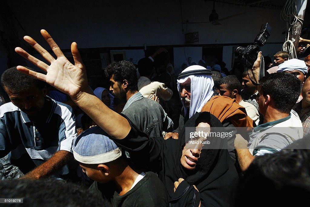 GZA: Palestinian Scrap Dealer Shot Dead By Israeli Forces : ニュース写真