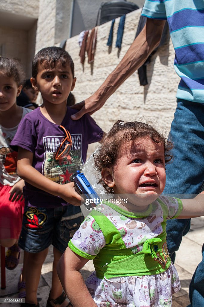Popular Gaza Eid Al-Fitr 2018 - palestinian-girl-cries-after-hearing-a-near-by-explosion-during-the-picture-id525058366  Photograph_587385 .com/photos/palestinian-girl-cries-after-hearing-a-near-by-explosion-during-the-picture-id525058366