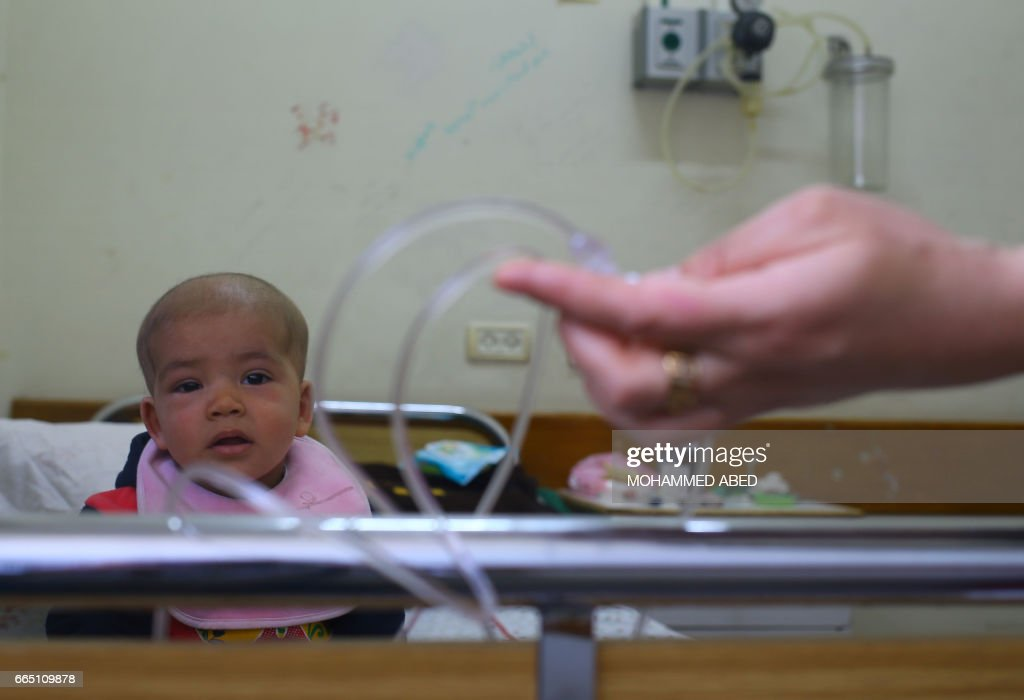 PALESTINIAN-ISRAEL-CONFLICT-GAZA-HEALTH : News Photo