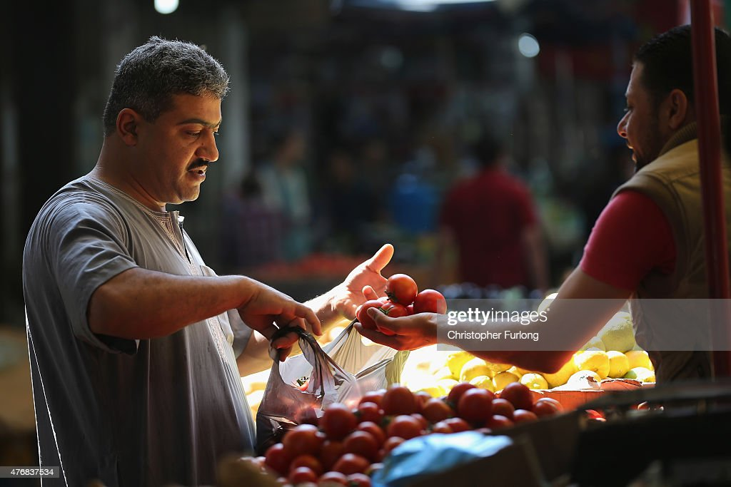 Gaza Economy Teeters On Brink Of Collapse : News Photo