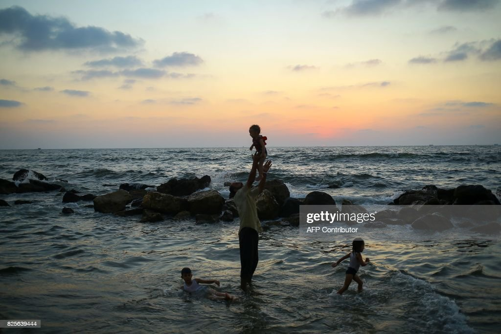 PALESTINIAN-GAZA-DAILY LIFE : Photo d'actualité