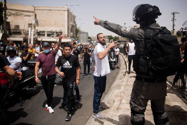 ISR: Israel Commemorates 'Jerusalem Day' Amid Eviction Protests