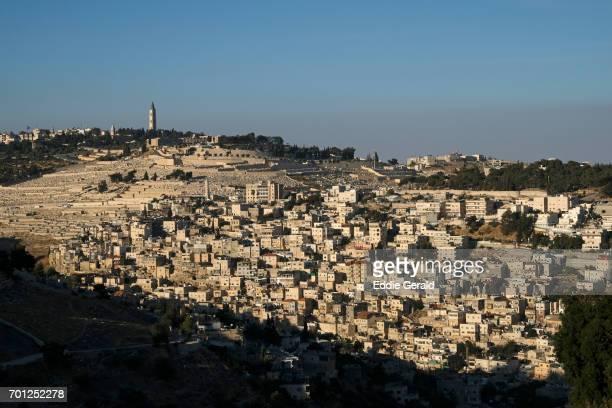 Palestinian neighbourhoods in East Jerusalem