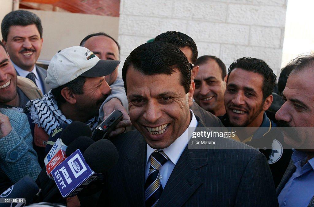 Mohammed Dahlan : News Photo