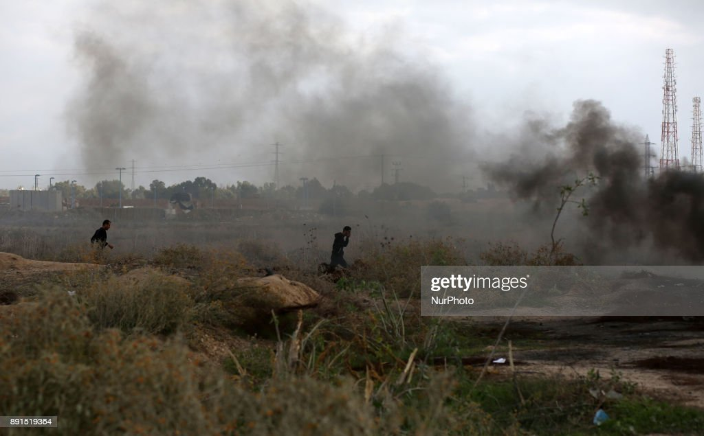 Clashes continues in Gaza