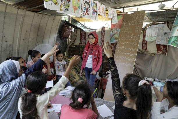 GZA: Coronavirus In Gaza City