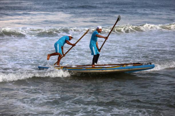 GZA: Water Sports Championship In Gaza
