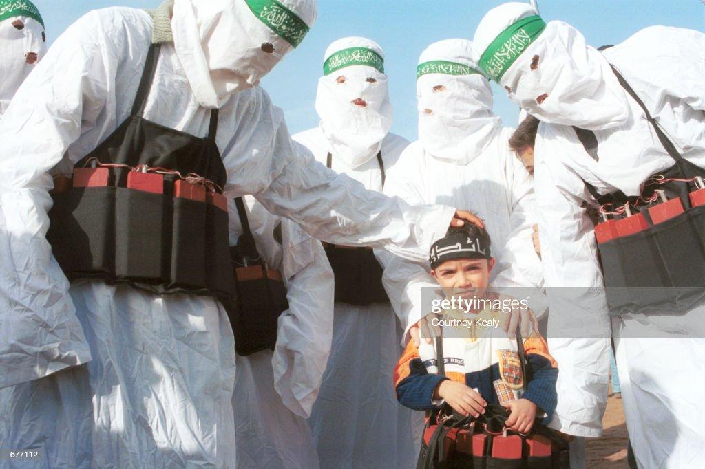 Hamas Anniversary : News Photo